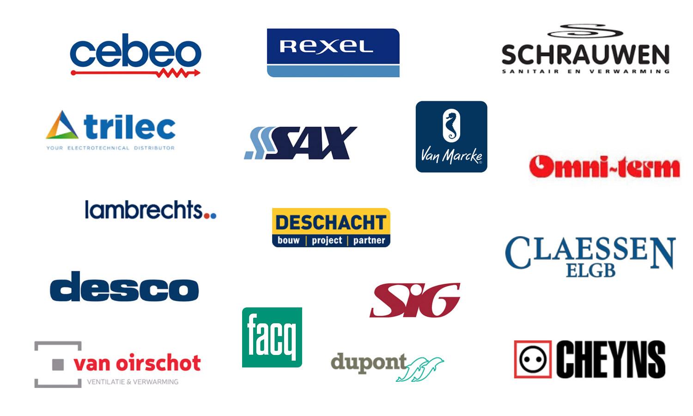 logos-leveranciers
