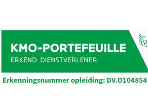 Erkenningsnummer DV.O104854