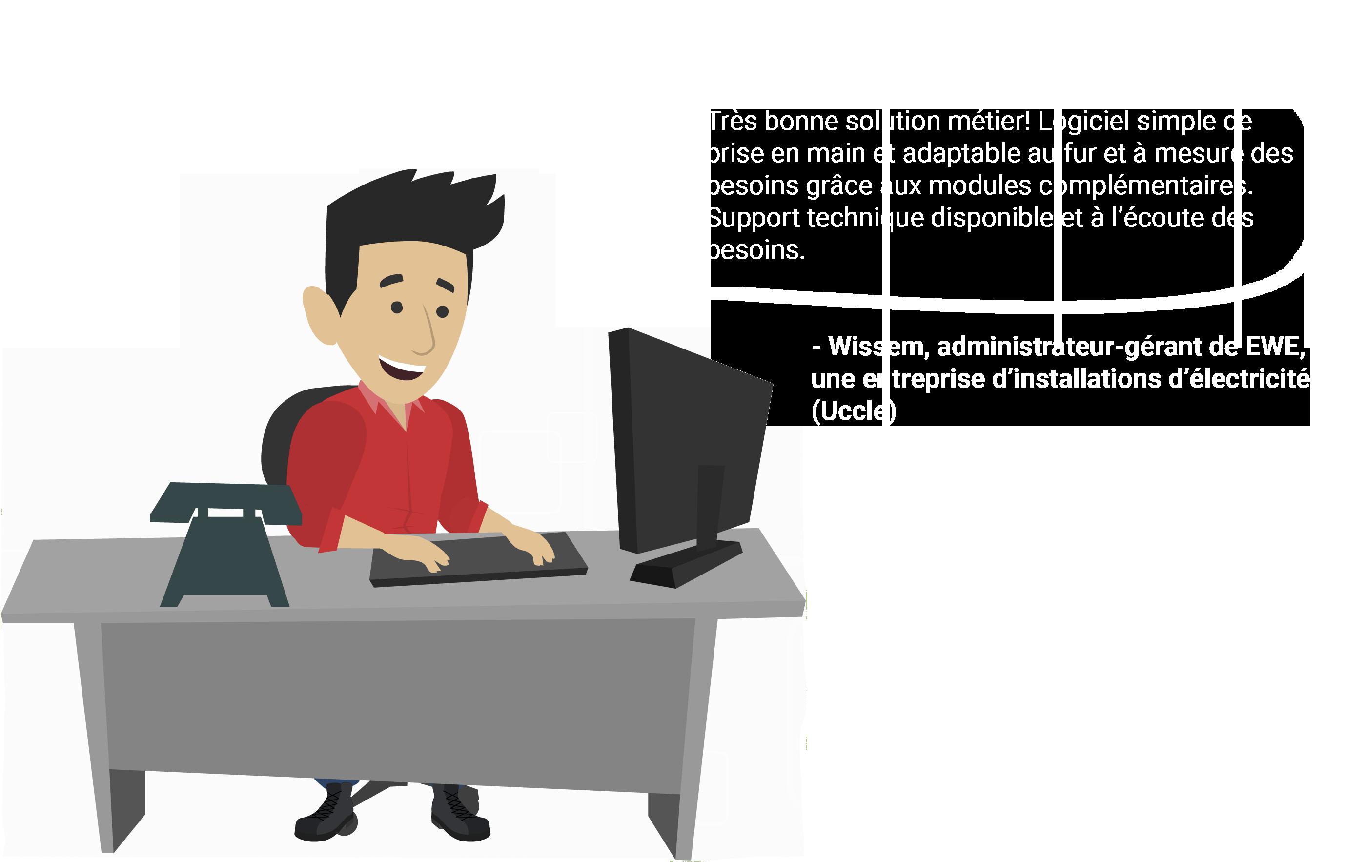 Digitaliseer uw administratie